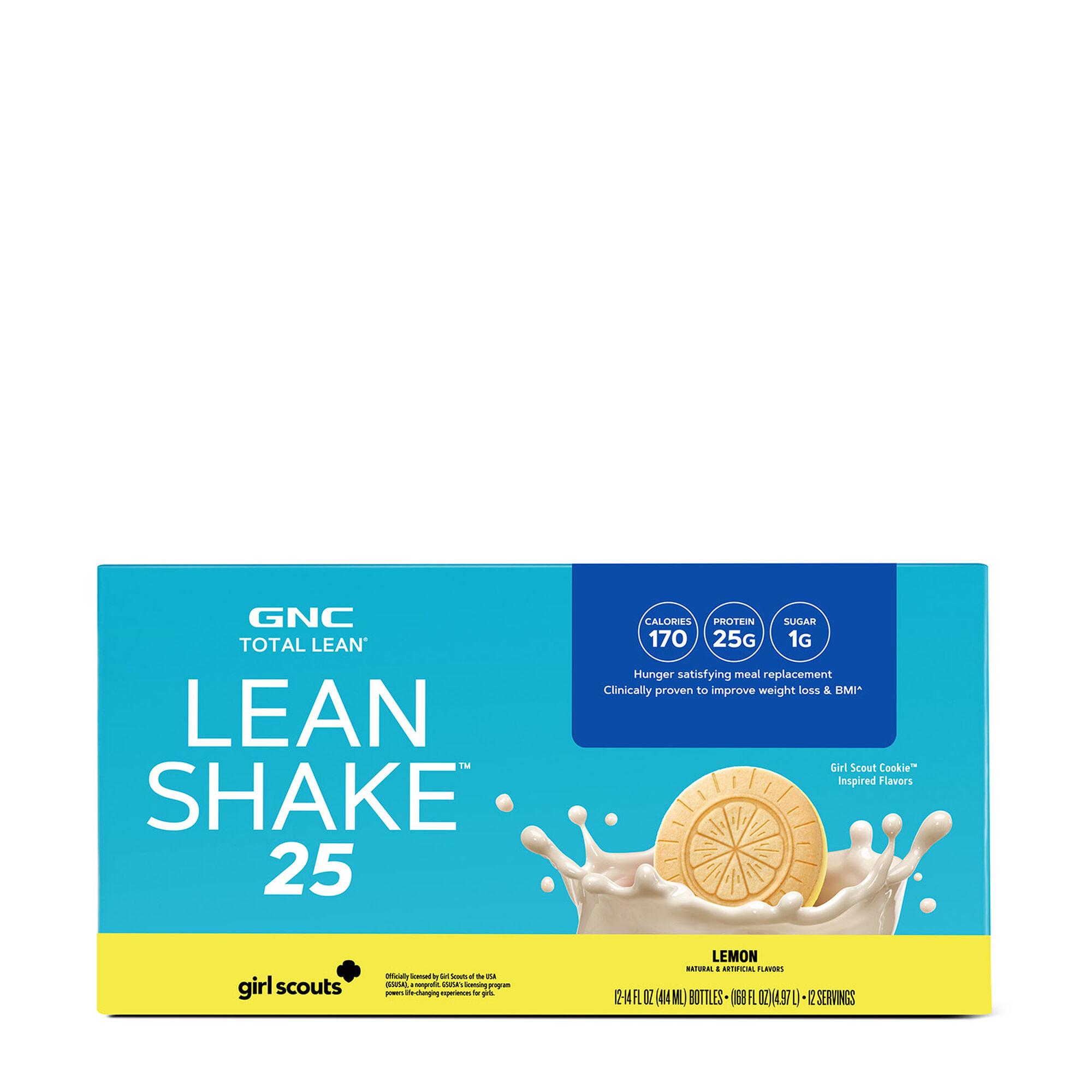 pierderea în greutate cu gnc lean shake 25