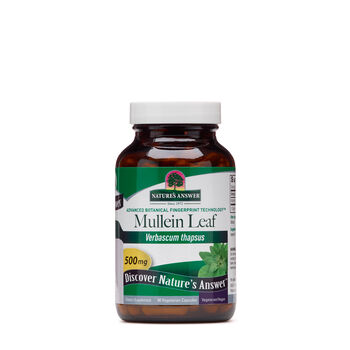 Mullein Leaf 500mg | GNC