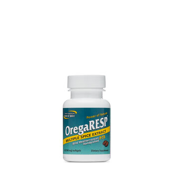 OregaRESP™ Multiple Spice Extract | GNC