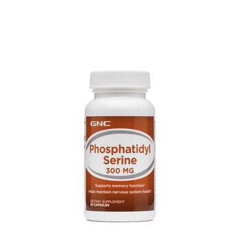 Phosphatidyl Serine 300 MG | GNC