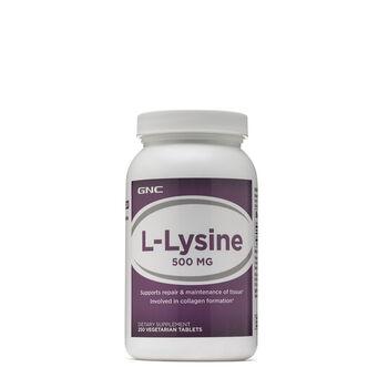 L-Lysine 500 mg | GNC