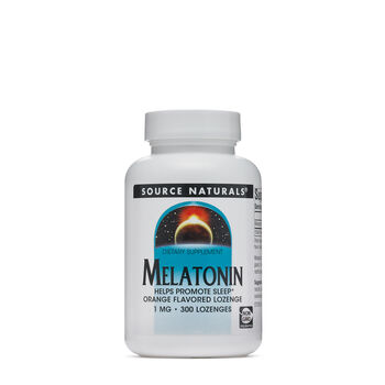 Melatonin 1 MG - Orange | GNC