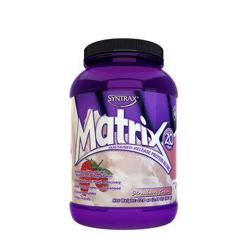 Matrix® - Strawberry CreamStrawberry Cream | GNC