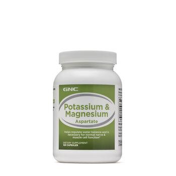 Potassium & Magnesium Aspertate | GNC