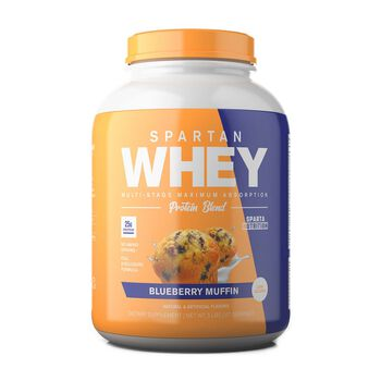 Spartan Whey - Blueberry MuffinBlueberry Muffin | GNC