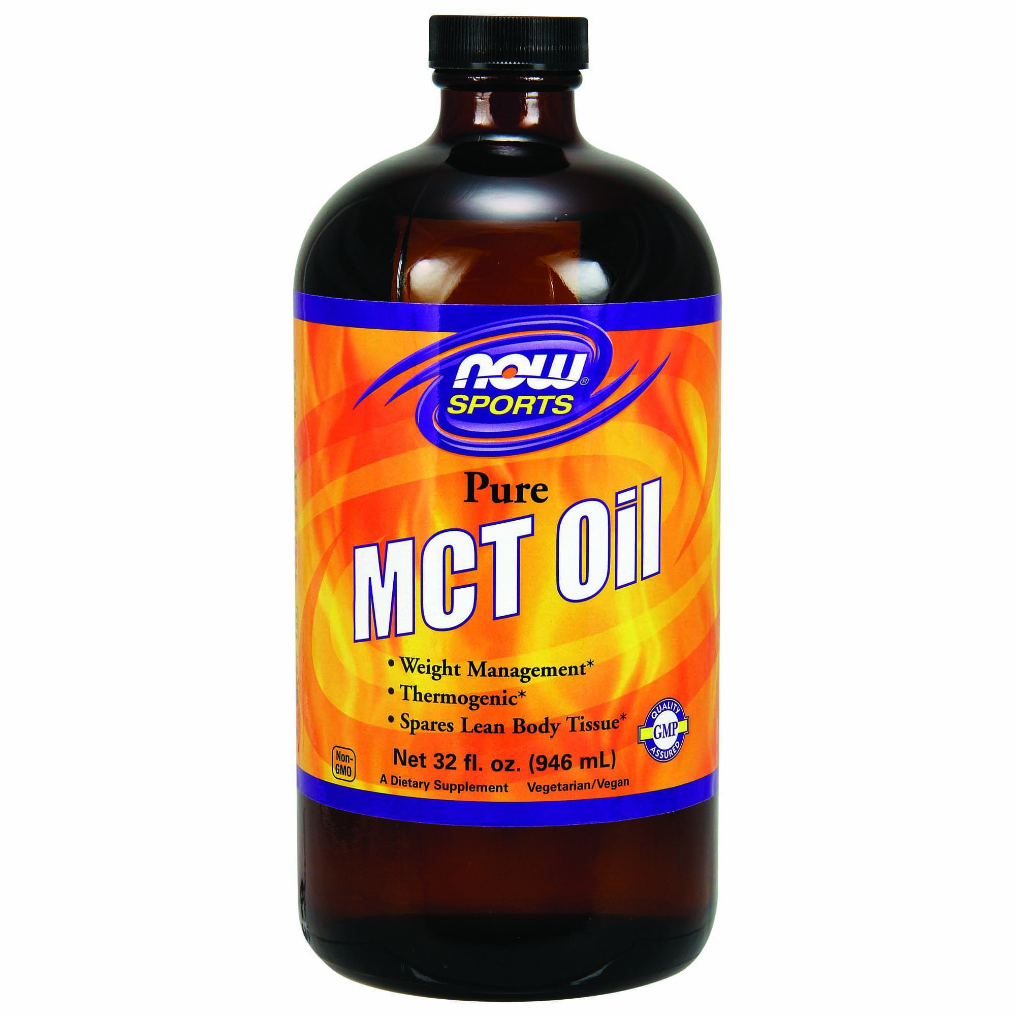 Now® 100% Pure MCT Oil