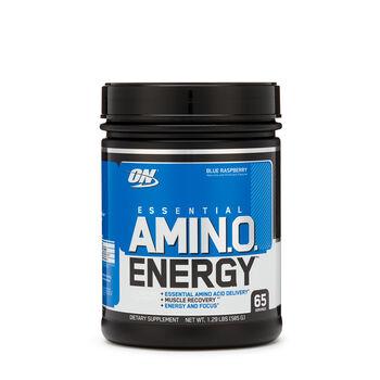 Essential AMIN.O. Energy™ - Blue RaspberryBlue Raspberry | GNC
