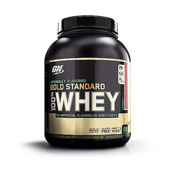 Gold Standard 100% Whey™ Naturally Flavored - StrawberryStrawberry | GNC
