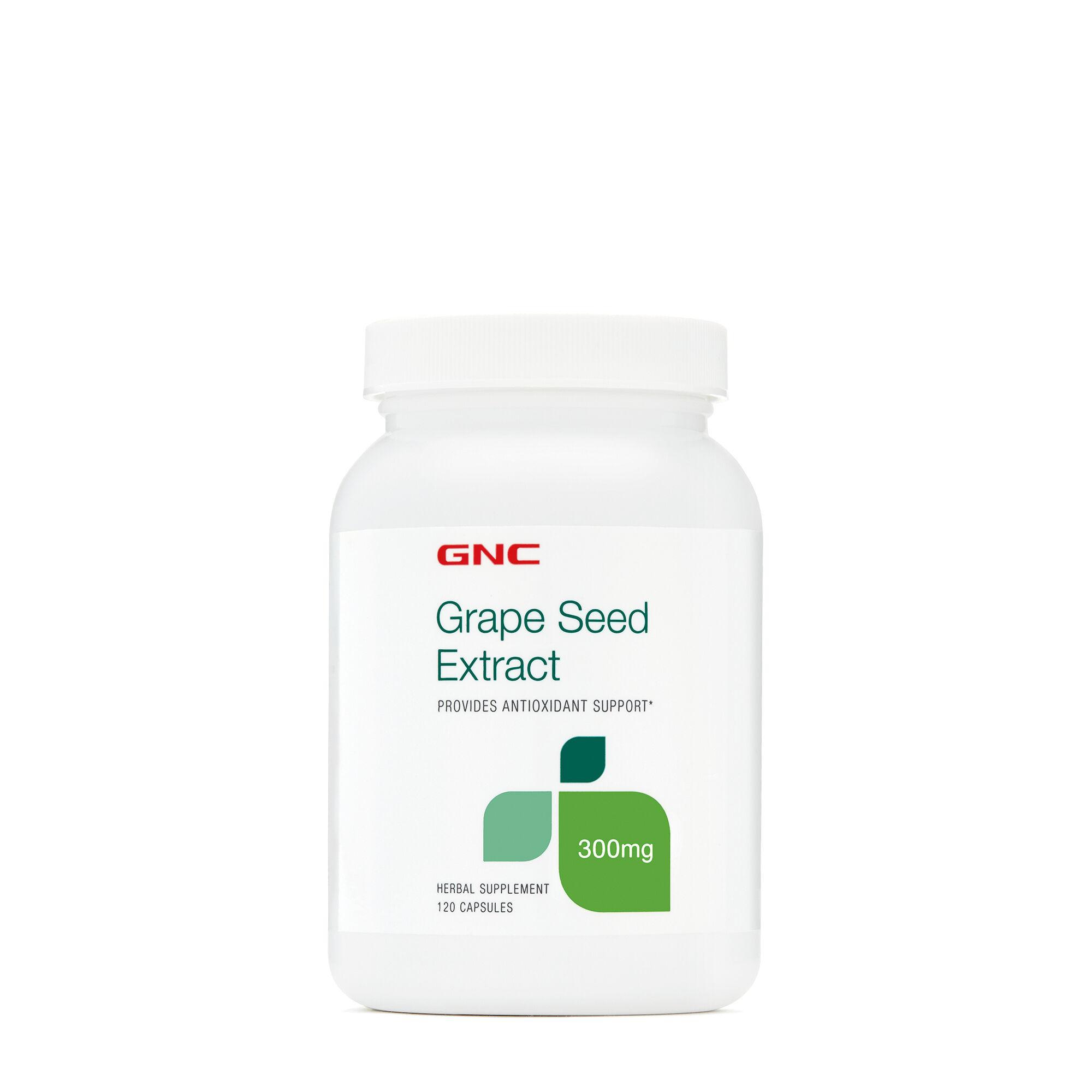 GNC GRAPE SEED EXTRACT