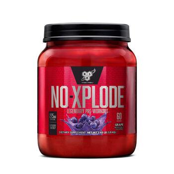 N.O.-XPLODE™ Pre-Workout Igniter - GrapeGrape | GNC