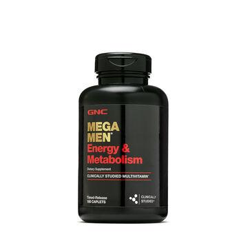 Mega Men® Energy & Metabolism | GNC