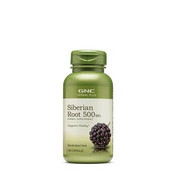 Siberian Root 500 mg | GNC