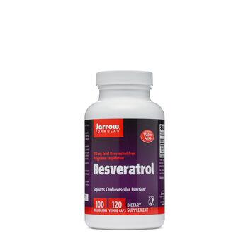 Resveratrol 100 mg - Value Size | GNC