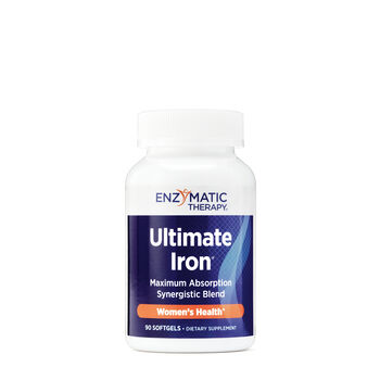 Ultimate Iron | GNC