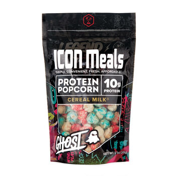 ICON Meals Protein Popcorn - Ghost Cereal Milk® | GNC