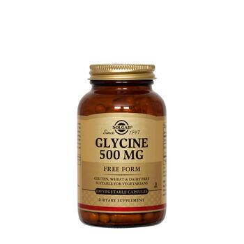 Glycine 500 MG | GNC