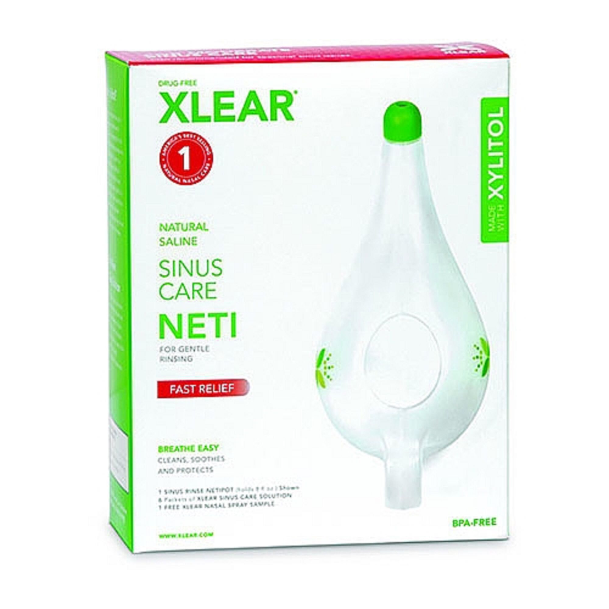 XLEAR Inc Xlear® Neti Rinse Kit