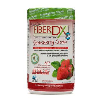 FiberDX® - Strawberry CreamStrawberry Cream | GNC