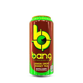 Bang® - Lemon Drop Sweet TeaLemon Drop Sweet Tea | GNC