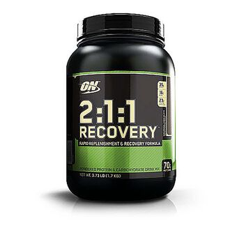 2:1:1 Recovery™ - Colossal Chocolate | GNC