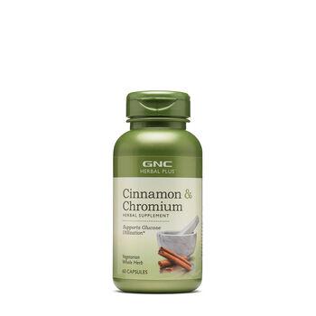 Cinnamon & Chromium | GNC