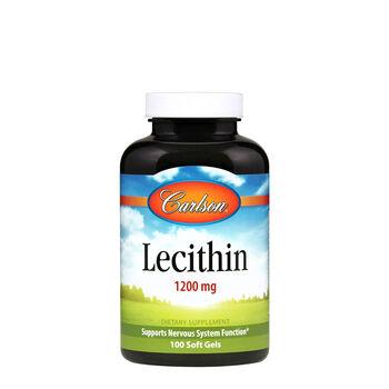 Lecithin 1200 mg   GNC