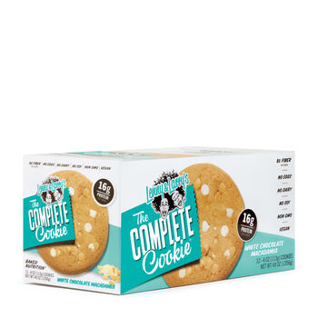 The Complete Cookie® - White Chocolate MacadamiaWhite Chocolate Macadamia   GNC