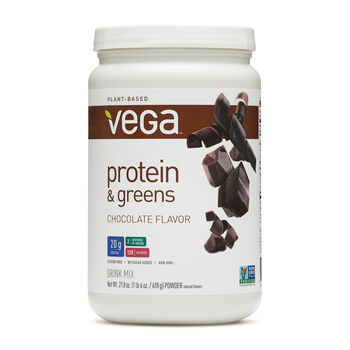 Protein & Greens - Chocolate FlavorChocolate Flavor | GNC