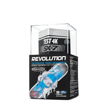 Test 4K SX-7® Revolution   GNC