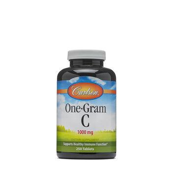 One-Gram C 1000 mg | GNC