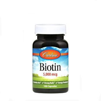 Biotin 5000 mcg   GNC