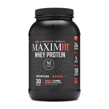 Whey Protein - VanillaVanilla | GNC