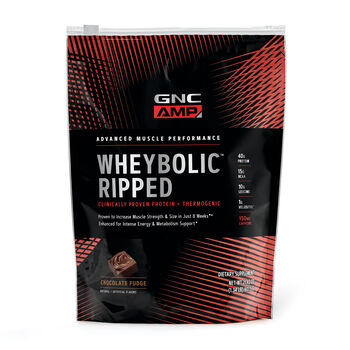 Wheybolic™ Ripped - Chocolate FudgeChocolate Fudge | GNC