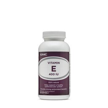 Vitamin E 400 IU | GNC