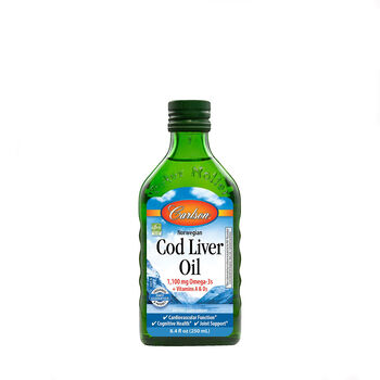 Norwegian Cod Liver Oil | GNC