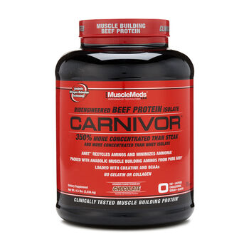 b7c2385d1 MuscleMeds™ Carnivor™ - Chocolate