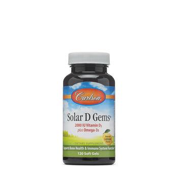 Solar D Gems® - Lemon | GNC