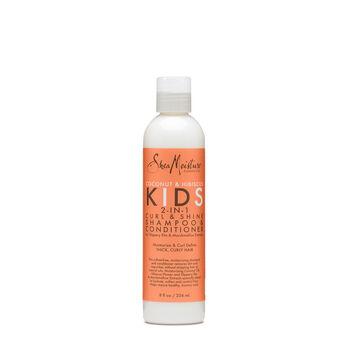 Coconut & Hibiscus Kids 2-in-1 Curl & Shine Shampoo & Conditioner | GNC