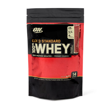 Gold Standard 100% Whey™ - StrawberryDelicious Strawberry   GNC
