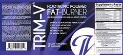 Fat Burner 120cps - VICTORY ENDURANCE