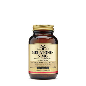 Melatonin 5 mg | GNC