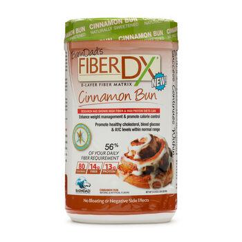Fiber DX® - Cinnamon BunCinnamon Bun   GNC
