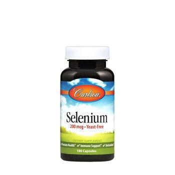 Selenium Yeast-Free 200 mcg | GNC