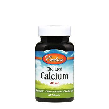 Chelated Calcium 250 mg | GNC