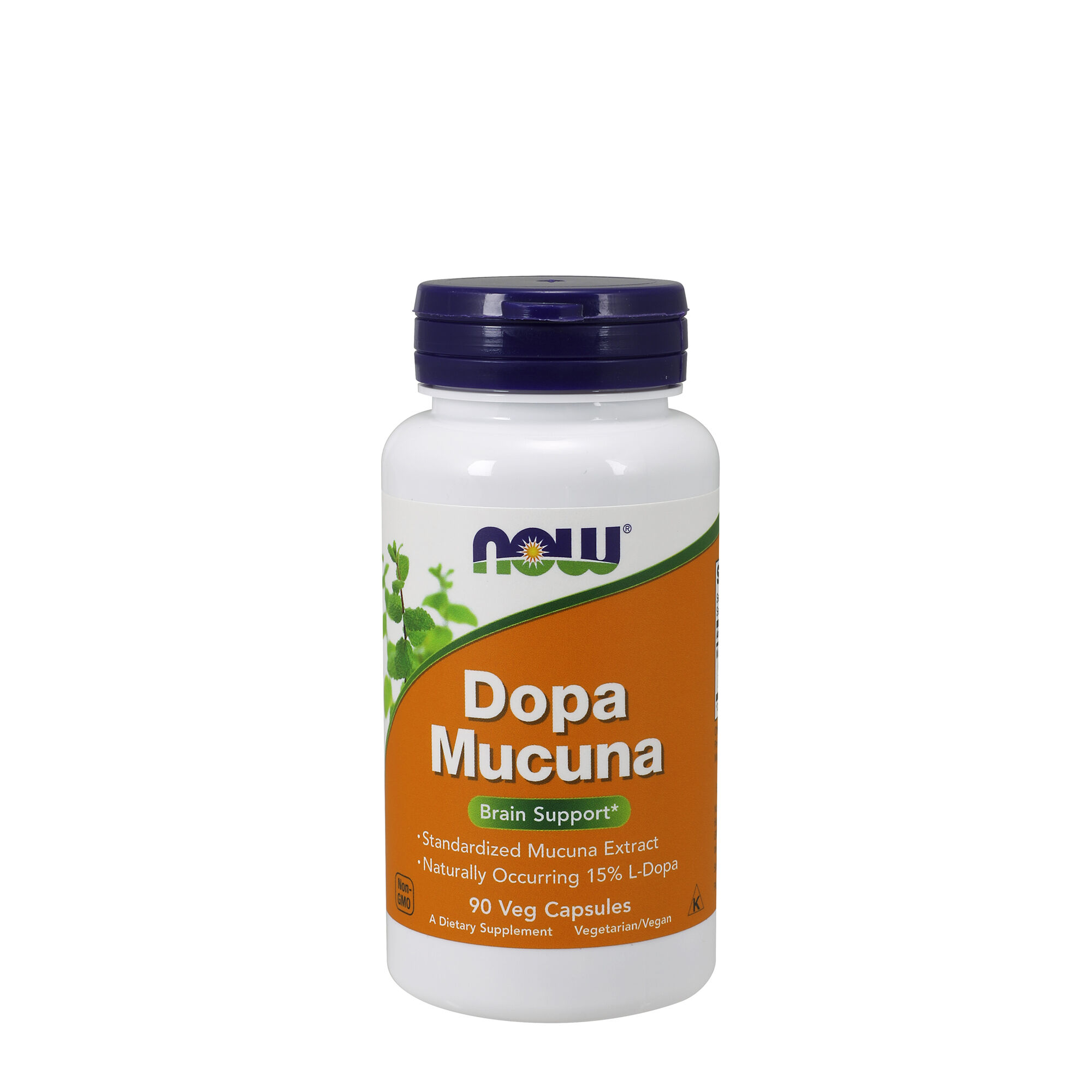 Now® DOPA Mucuna-Mood Support, Standardized Velvet Bean Extract