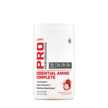 Essential Amino Complete - Strawberry BananaStrawberry Banana | GNC