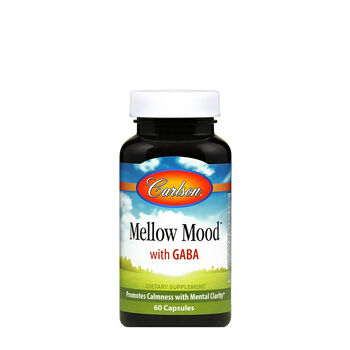 Mellow Mood with GABA | GNC
