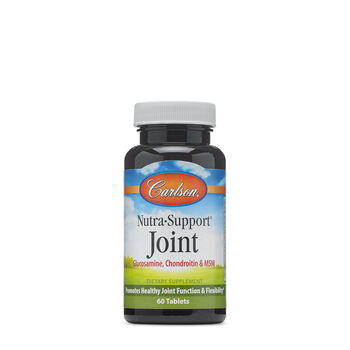 Nutra Support® Joint Glucosamine Sulfate, Chondroitin Sulfate & MSM | GNC