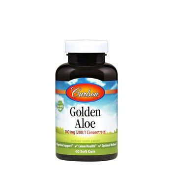 Golden Aloe   GNC