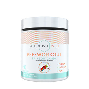 Pre-Workout - Rainbow CandyRainbow Candy | GNC